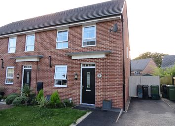 Thumbnail 3 bed semi-detached house for sale in Jubilee Crescent, Winnington, Northwich