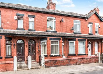 Thumbnail 2 bed terraced house for sale in Fairfield Street, Salford