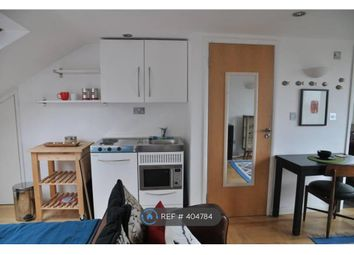 Thumbnail Studio to rent in Becondale Road, London