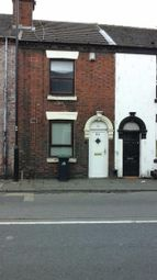 Thumbnail 2 bed terraced house for sale in North Road, Burslem, Stoke-On-Trent