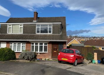 3 bed semi-detached house for sale in The Spinney, Newport NP20