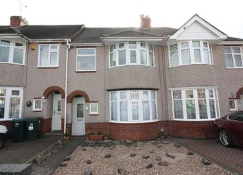 Thumbnail 3 bed terraced house for sale in Gretna Road, Coventry