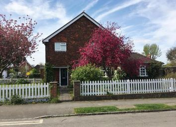 Thumbnail 3 bed semi-detached house for sale in Grantham Bank, Barcombe, Lewes, East Sussex