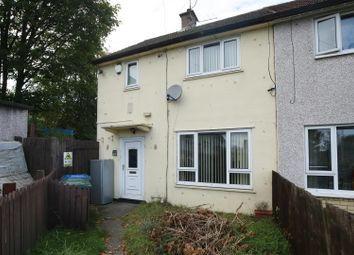 Thumbnail 2 bed semi-detached house for sale in Nunburnholme Walk, Idle, Bradford