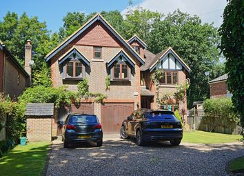 Thumbnail 7 bed detached house for sale in Blackbridge Road, Hook Heath, Woking