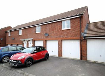 Thumbnail 2 bedroom semi-detached house for sale in Dinton Close, Swindon