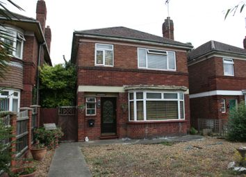 Thumbnail 3 bed detached house for sale in Leverington Road, Wisbech
