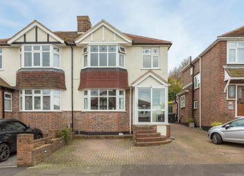Thumbnail 3 bed semi-detached house for sale in Masons Rise, Broadstairs