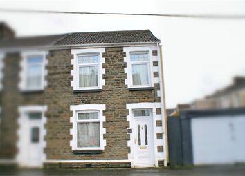 Thumbnail 3 bed end terrace house for sale in Eva Street, Neath, Neath, West Glamorgan