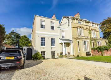 Thumbnail 7 bed link-detached house for sale in Highfield, Lymington