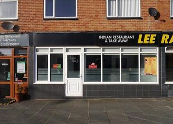 Thumbnail Restaurant/cafe to let in 21 Squires Gate Lane, Blackpool, Lancashire