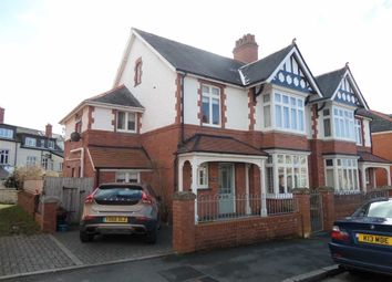 Thumbnail 5 bed semi-detached house for sale in Iorwerth Avenue, Aberystwyth, Ceredigion