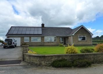 Thumbnail 4 bed bungalow to rent in Hollies Farm, Atlow, Ashbourne