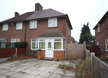 Thumbnail 3 bed semi-detached house for sale in Valence Avenue, Dagenham