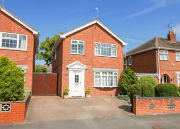 Thumbnail 3 bed detached house for sale in Woodbank Road, Whitby, Ellesmere Port