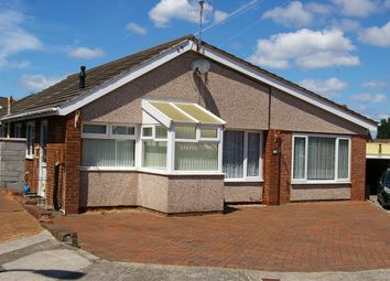 3 bed detached bungalow for sale in Ballas Close, North Cornelly CF33