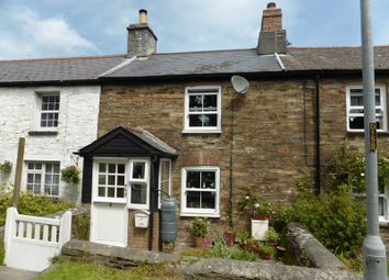 Thumbnail 2 bed terraced house for sale in Crestbourne Terrace, Dobwalls, Liskeard