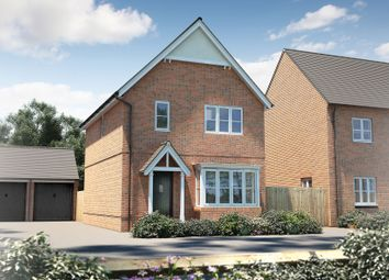 "Thumbnail 3 bedroom detached house for sale in ""The Yarkhill Sp"" at Winchester Road, Boorley Green, Botley"