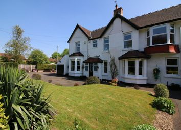 Thumbnail 3 bed semi-detached house for sale in Nottingham Road, Lowdham, Nottingham