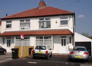 Thumbnail 1 bed flat to rent in Oakley Road, Horfield, Bristol