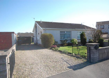 Thumbnail 2 bedroom semi-detached bungalow to rent in Hawick Drive, Dundee 0Ta