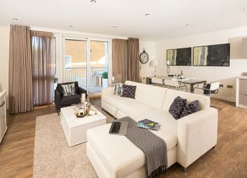 Thumbnail 2 bedroom flat for sale in Bridge Road, Lymington, Hampshire