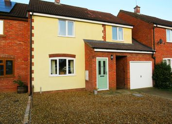 Thumbnail 3 bed semi-detached house to rent in Saxon Walk, Mundford, Thetford