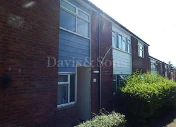 Thumbnail 2 bed flat for sale in Melfort Gardens, Newport, Gwent.