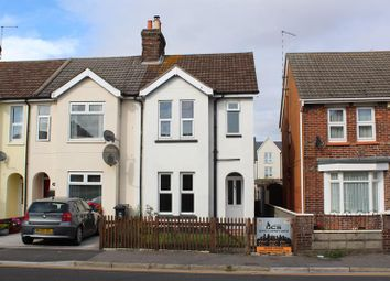 Thumbnail 3 bedroom end terrace house to rent in Blandford Road, Hamworthy, Poole