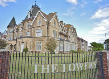 Thumbnail 2 bed flat for sale in The Towers, Vista Road, Clacton-On-Sea