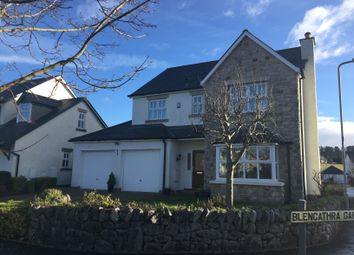 Thumbnail 4 bed detached house for sale in Whinlatter Drive, Kendal