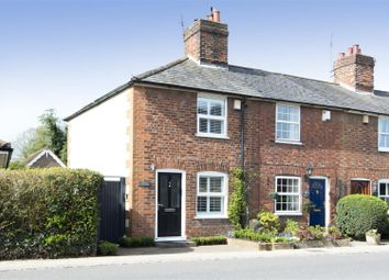Thumbnail 2 bed end terrace house for sale in Teston Road, Offham, West Malling