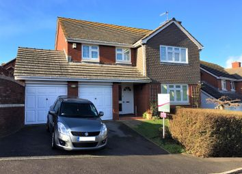 Thumbnail 4 bed detached house for sale in Executive Family Home, Whitecross Drive, Rodwell