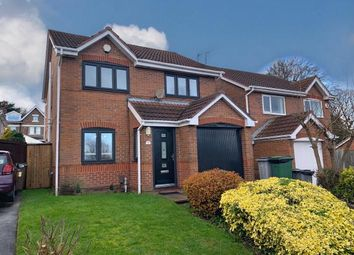 Thumbnail 3 bed detached house for sale in Wilfred Owen Drive, Birkenhead, Merseyside