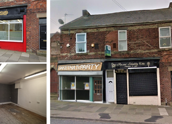 Thumbnail Retail premises to let in Front Street, South Hetton