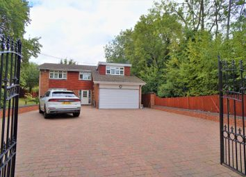 Thumbnail 4 bed detached house to rent in New Barn Road, Longfield, Kent