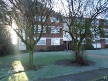 Thumbnail 2 bed flat to rent in Hodge Hill Court, Bromford Road, Castle Bromwich