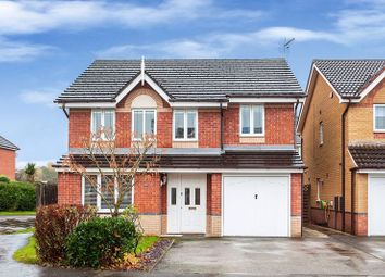 Thumbnail 4 bed detached house for sale in Kensington Drive, Congleton