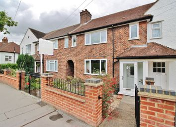 Thumbnail 3 bed terraced house for sale in Moore Road, London