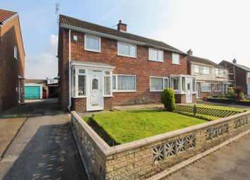 Thumbnail 2 bed semi-detached house for sale in Coniston Road, Fulwood, Preston