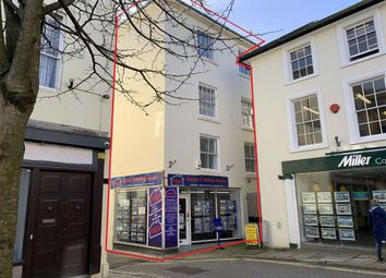 Thumbnail Commercial property for sale in Mixed Investment Opportunity, 4, Green Market, Penzance, Cornwall