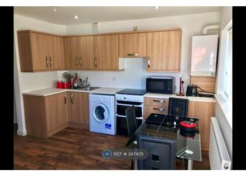 Thumbnail 2 bedroom flat to rent in Denbigh Road, Luton