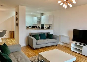 Thumbnail 3 bed flat to rent in Michigan Avenue, Salford