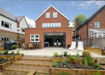 Thumbnail 5 bed detached house to rent in The Avenue, Tadworth