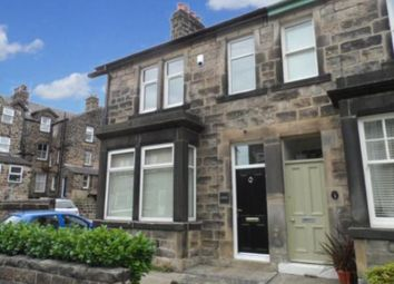 Thumbnail 3 bed terraced house to rent in Chatsworth Grove, Harrogate, North Yorkshire