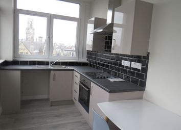 Thumbnail 1 bed flat to rent in 61 Hall Ings, Bradford
