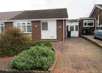 Thumbnail 2 bed bungalow for sale in Goodwood Close, Chapel Park, Newcastle Upon Tyne