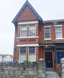 Thumbnail 4 bed end terrace house for sale in Crescent Road, Rhyl, Clwyd