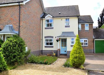 Thumbnail 4 bed end terrace house for sale in Kennet Way, Hungerford, Berkshire