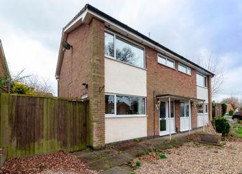 3 bed semi-detached house for sale in Durris Close, Coalville, Coalville LE67